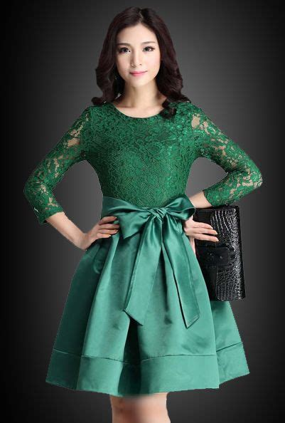 Kebaya Dress 45 gambar model dress kebaya panjang pendek 2018 model