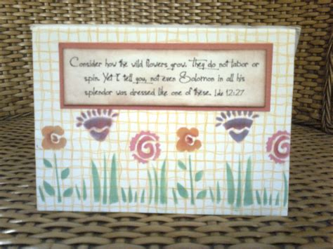 cards and verses bible verse card flowers