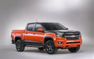 2015 chevrolet colorado nautique sema 2014 gm authority