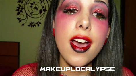 imagenes de halloween diablitas labios para diabla de halloween youtube
