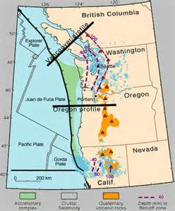 oregon fault lines map stan deyo s earthquake warning