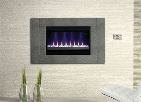 modern gas insert fireplace modern gas fireplace inserts