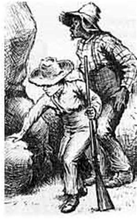 The Adventures of Huckleberry Finn Timeline | Timetoast