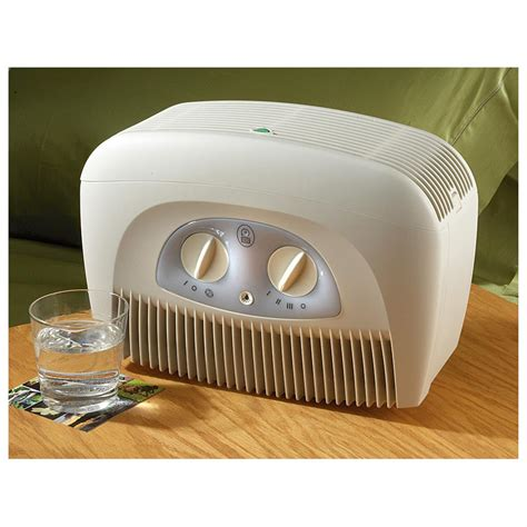 vicks tabletop air purifier 623604 healthy living at sportsman s guide