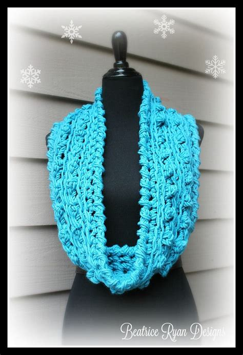pinterest pattern for infinity scarf wonderful winter infinity scarf free on beatrice ryan