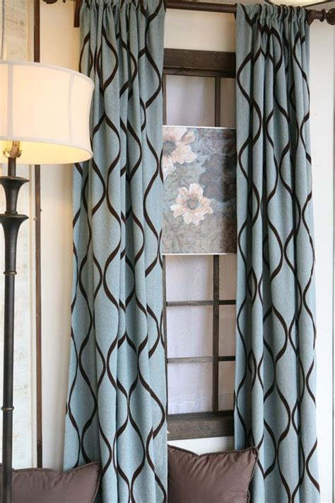 brown and blue curtains panels curtain panels in turquoise and brown curtain panels