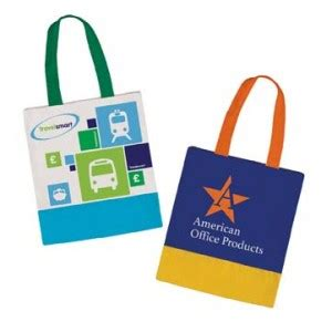 Giveaway Bags With Logo - a bag full of branding opportunities