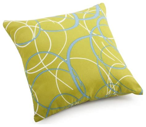 Small Decorative Cushions Small Pillow In Olive Green Contemporary Decorative