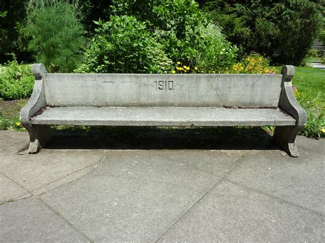 bench concrete bench concrete benches 183 free photo on pixabay