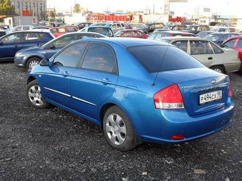 Kia Cerato 2008 Review 2008 Kia Cerato Photos 1600cc Gasoline Ff Automatic