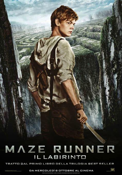 aktor film maze runner maze runner il labirinto foto