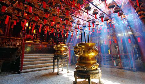 man mo temple  hong kong hong kong attractions  hong