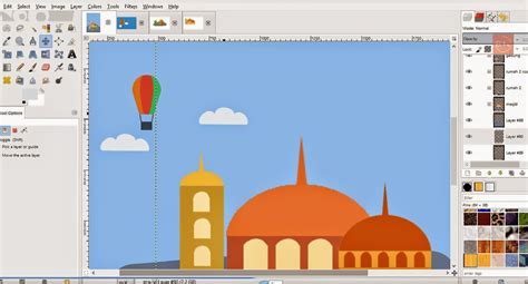 membuat poster adobe photoshop tutorial to create a poster design with flat design style