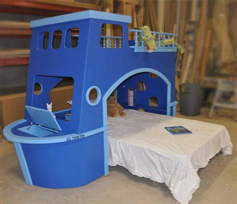 boat bunk bed 16 cool bunk beds you wish you had as a kid