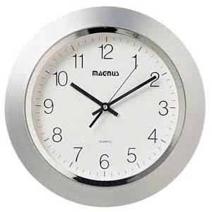 dainolite quartz clock by oj commerce 29012 mt sv 35 25