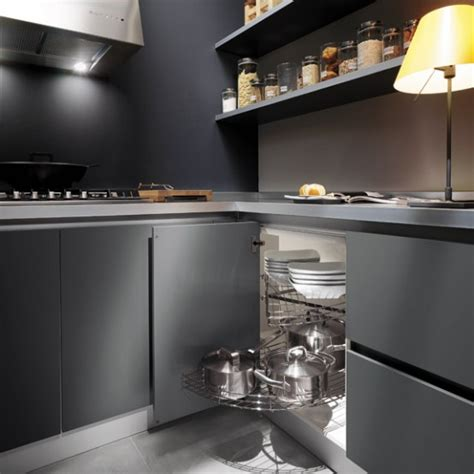 Gray Kitchen Cabinet Ideas Grey Kitchen Inspiration By Ernestomeda