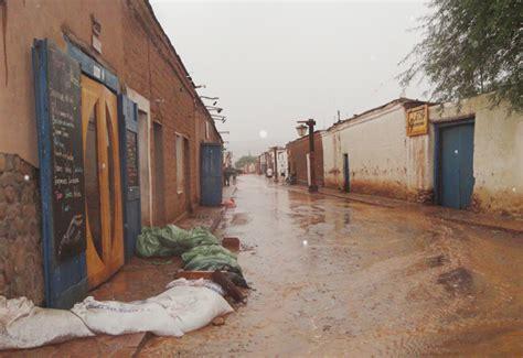 imagenes fuertes bataclan fuertes lluvias en san pedro de atacama emol fotos
