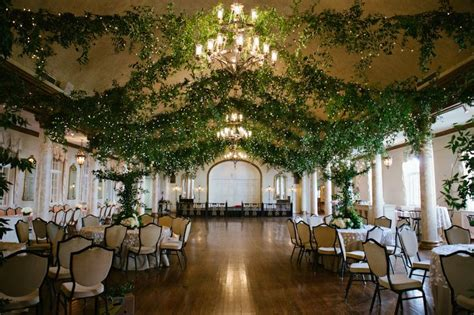 indoor garden wedding ideas secret garden wedding twofoot creative
