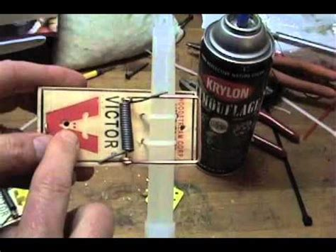 how to make a rat trap security system how to save money