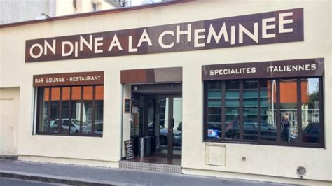 On Dine A La Cheminee by Restaurant On D 238 Ne 224 La Chemin 233 E 224 Vincennes 94300