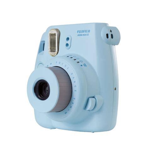 Fujifilm Instax Mini Sky Blue 10 Lembar Kamera fujifilm instax mini 8 instant kamera bl 229