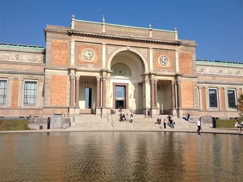 Museum Builders statens museum kunst copenhagen e architect