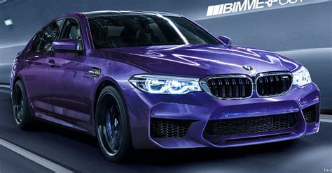 F90 M5 Release Date by Bmw Customer Preview Confirms F90 M5 Will Get 600 Hp