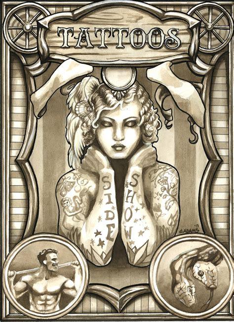 tattoo posters vintage nouveau poster prints carteles
