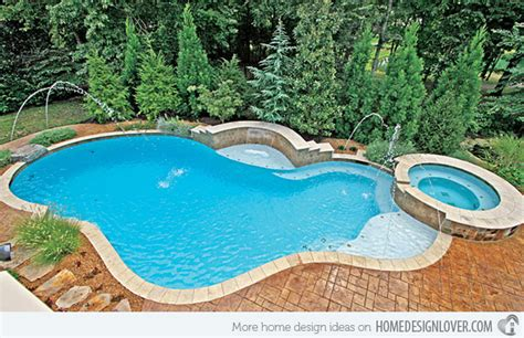 free form pool designs 15 remarkable free form pool designs pool designs