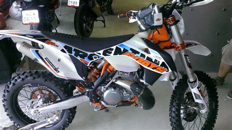 Viar Cross Xc 250cc by Ktm Exc Six Days2 Enduro 250cc Jual Motor Ktm Enduro
