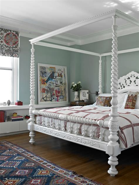 white four poster bed white four poster bed kids traditional with antique barbie prints beige