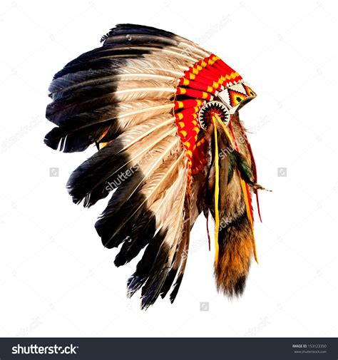 native american indian chief headdress indian chief