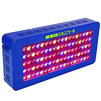 meizhi led grow light review best led grow lights reviews 2018 top 10 spectrum