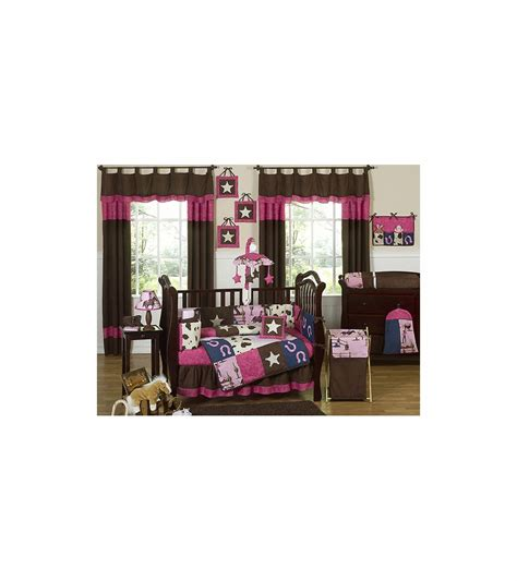 Jojo Crib Bedding Set Sweet Jojo Designs 9 Crib Bedding Set