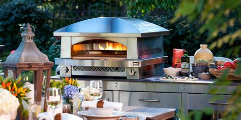 pizza oven backyard outdoor pizza ovens kalamazoo outdoor gourmet