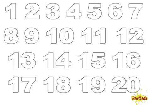 Ausmalbild Zahlen Ziffer 6 Kostenlos Ausdrucken | Kotaksurat.co