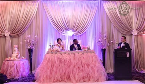 Wedding Backdrop Design Sle by Honey Do Wedding And Event Planners Lanham Md