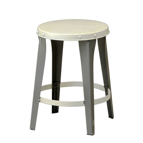 White Or Gray Stool by Caf 233 Low Stool Grey White Andy Thornton