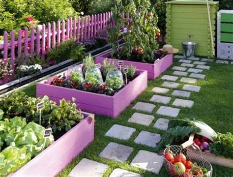 garden bed ideas on frontyard and backyard homescorner