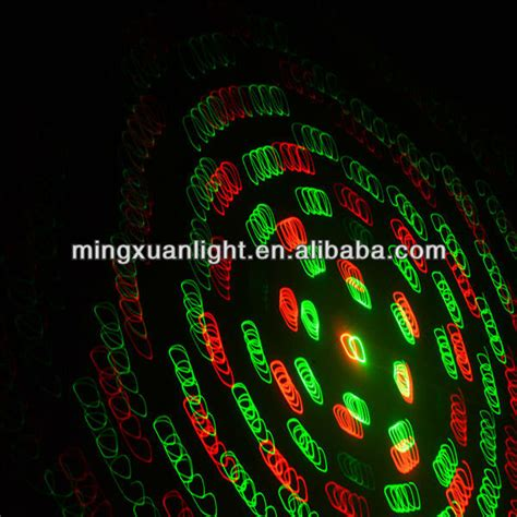 130mw 12v mini laser christmas lights outdoor for sale
