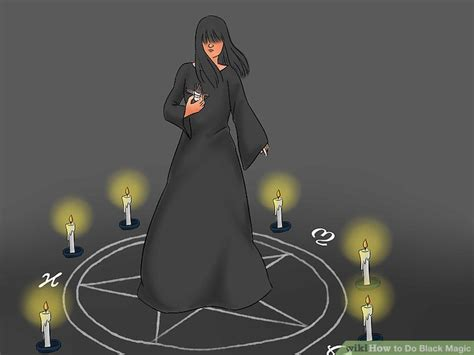 black magic how to do black magic 14 steps with pictures wikihow