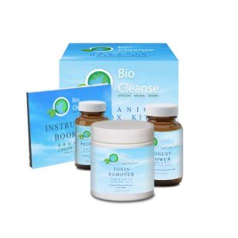Detox Kit Uk by Organic Detox Kit