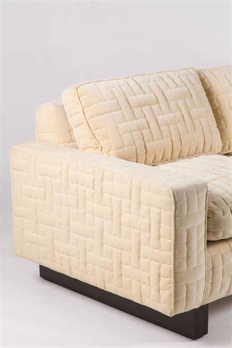 custom sofa cushions custom cushion sofa designed by william haines for