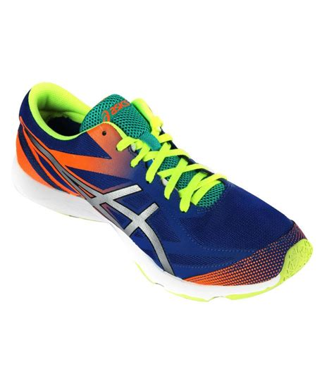asics sport shoes asics blue speed sport shoes gel hyper speed 6 price
