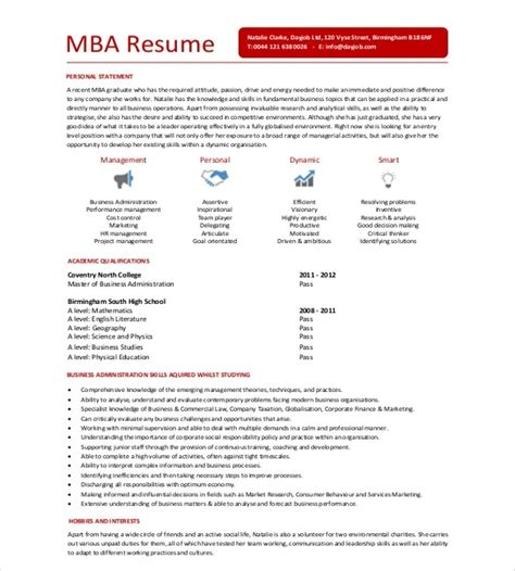 Sle Mba Cover Letter by Sle Harvard Mba Essays 28 Images Sle Mba Cover Letter Ideas Brand Ambassador Cover Sle