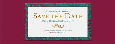 save the date invitation templates free save the date free invitations