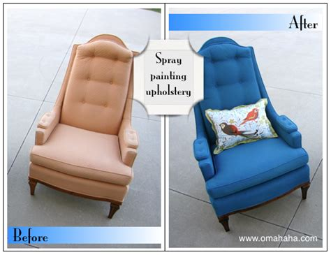 painting upholstery it can be done with fantastic results omahaha