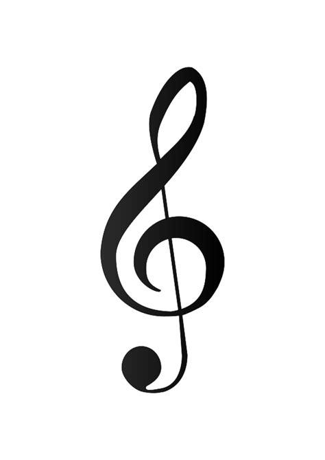 imagenes de notas musicales sin fondo imagenes sin copyright clave de sol con fondo transparente