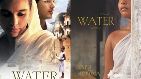 film india water top 10 bollywood movies based on best seller novels