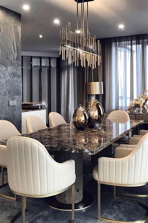 impressive luxury dining room sets small design